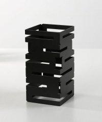 ブッフェスタンド (マットブラック)  15x15x30cm