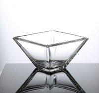 ガラスボウル(スクエア) 20x20cm
