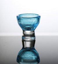 カラーミニグラス(ブルー) φ6.4×7cm 70ml