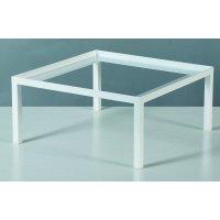 ベーススタンド(ホワイト) 32x32x15cm