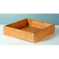 アッシュウッドボックス 32x32x8cm