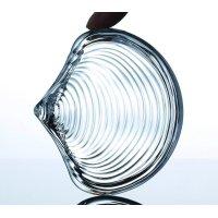 グラスシェルボウル 9.5x6.5x4.5cm 70ml